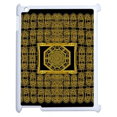Beautiful Stars Would Be In Gold Frames Apple Ipad 2 Case (white) by pepitasart