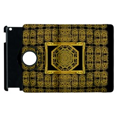 Beautiful Stars Would Be In Gold Frames Apple Ipad 2 Flip 360 Case by pepitasart