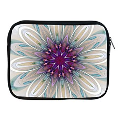 Mandala Kaleidoscope Ornament Apple Ipad 2/3/4 Zipper Cases