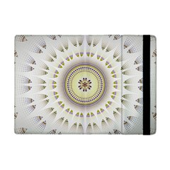 Mandala Fractal Decorative Ipad Mini 2 Flip Cases by Celenk
