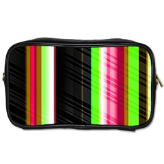 Abstract Background Pattern Textile Toiletries Bags 2 Side by Celenk