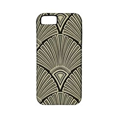 Art Nouveau Apple Iphone 5 Classic Hardshell Case (pc+silicone) by 8fugoso