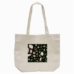 Fuzzy Abstract Art Urban Fragments Tote Bag (cream) by Celenk