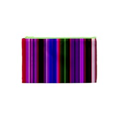 Abstract Background Pattern Textile 4 Cosmetic Bag (xs) by Celenk