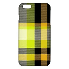 Tartan Abstract Background Pattern Textile 5 Iphone 6 Plus/6s Plus Tpu Case by Celenk
