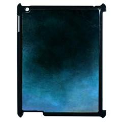 Ombre Apple Ipad 2 Case (black) by ValentinaDesign