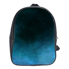 Ombre School Bag (xl) by ValentinaDesign