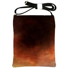 Ombre Shoulder Sling Bags by ValentinaDesign