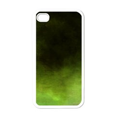 Ombre Apple Iphone 4 Case (white) by ValentinaDesign