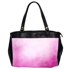 Ombre Office Handbags (2 Sides)  by ValentinaDesign