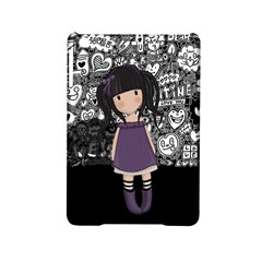 Dolly Girl In Purple Ipad Mini 2 Hardshell Cases by Valentinaart