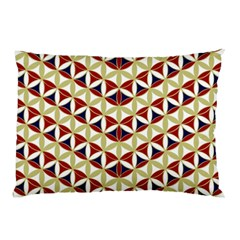Flower Of Life Pattern 4 Pillow Case by Cveti
