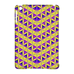 Flower Of Life Pattern 5 Apple Ipad Mini Hardshell Case (compatible With Smart Cover) by Cveti