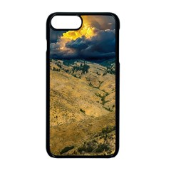Hills Countryside Landscape Nature Apple Iphone 8 Plus Seamless Case (black) by Onesevenart