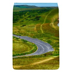Cliff Coast Road Landscape Travel Flap Covers (s)  by Onesevenart