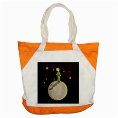 The Little Prince Accent Tote Bag by Valentinaart