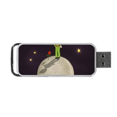 The Little Prince Portable Usb Flash (one Side) by Valentinaart