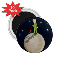 The Little Prince 2 25  Magnets (10 Pack)  by Valentinaart