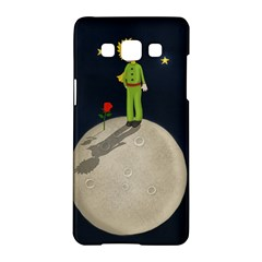 The Little Prince Samsung Galaxy A5 Hardshell Case  by Valentinaart