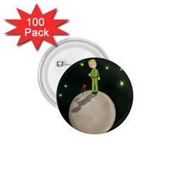 The Little Prince 1 75  Buttons (100 Pack)  by Valentinaart