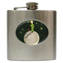The Little Prince Hip Flask (6 Oz) by Valentinaart