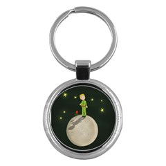 The Little Prince Key Chains (round)  by Valentinaart