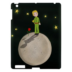 The Little Prince Apple Ipad 3/4 Hardshell Case by Valentinaart