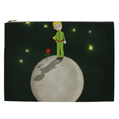 The Little Prince Cosmetic Bag (xxl)  by Valentinaart