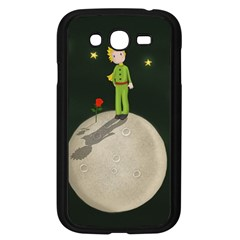 The Little Prince Samsung Galaxy Grand Duos I9082 Case (black) by Valentinaart