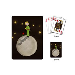 The Little Prince Playing Cards (mini)  by Valentinaart