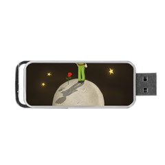 The Little Prince Portable Usb Flash (two Sides) by Valentinaart