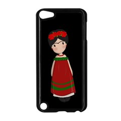 Frida Kahlo Doll Apple Ipod Touch 5 Case (black) by Valentinaart