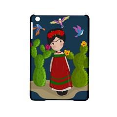 Frida Kahlo Doll Ipad Mini 2 Hardshell Cases by Valentinaart