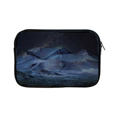 Landscape Night Lunar Sky Scene Apple Ipad Mini Zipper Cases by Celenk