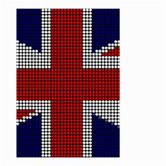 Union Jack Flag British Flag Small Garden Flag (two Sides) by Celenk