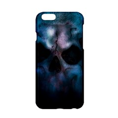 Skull Horror Halloween Death Dead Apple Iphone 6/6s Hardshell Case by Celenk