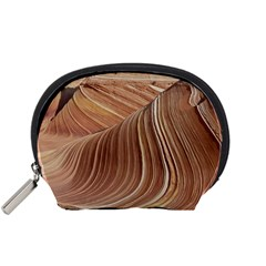 Swirling Patterns Of The Wave Accessory Pouches (small)  by Celenk