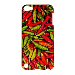 Chilli Pepper Spicy Hot Red Spice Apple Ipod Touch 5 Hardshell Case by Celenk