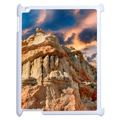 Canyon Dramatic Landscape Sky Apple Ipad 2 Case (white) by Celenk