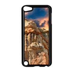Canyon Dramatic Landscape Sky Apple Ipod Touch 5 Case (black) by Celenk
