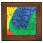 City Framed Tiles