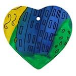 City Ornament (Heart)