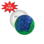 City 1.75  Buttons (10 pack)