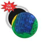 City 2.25  Magnets (100 pack)