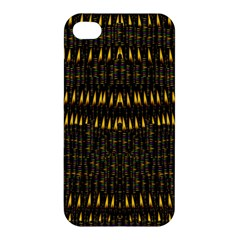 Hot As Candles And Fireworks In The Night Sky Apple Iphone 4/4s Hardshell Case by pepitasart