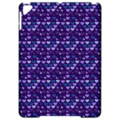 Hearts Butterflies Blue 1200 Apple Ipad Pro 9 7   Hardshell Case by snowwhitegirl