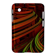 Science Fiction Technology Samsung Galaxy Tab 2 (7 ) P3100 Hardshell Case  by Celenk