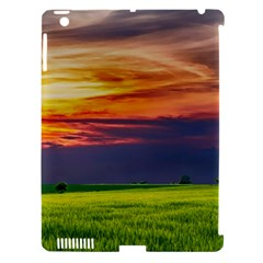 Countryside Landscape Nature Rural Apple Ipad 3/4 Hardshell Case (compatible With Smart Cover) by Celenk