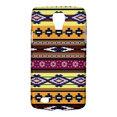 Colorful Tribal Art   Boho Pattern Galaxy S4 Active by tarastyle