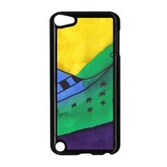 Hat Apple Ipod Touch 5 Case (black) by snowwhitegirl